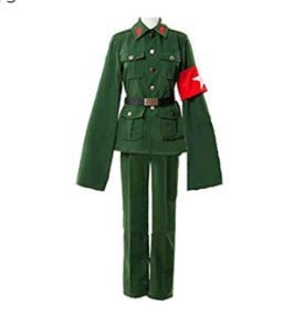 (Benfa Britischer Arthur Uniform China Uniformen Cosplay Kostüm Für Halloween,Malem)