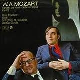 Konzert pre klavir a orchester d mol,, P.Toperczer, Slovenska Filharmonia, L. Slovak [Vinyl LP] [Vinyl LP]