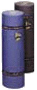 Bayard Comfort Isomatte, Navy/Silber, XXXL
