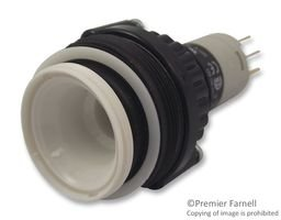 SWITCH,PUSHBUTTON,SPST,5A,ILLU 14-131.022 By EAO Illuminated Push Button Switches
