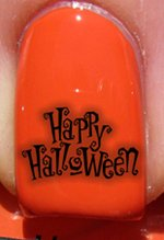Happy Halloween - Stickers pour ongles YRNAILS