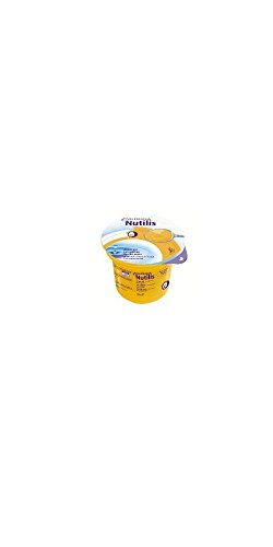 Nutricia Italia Acqua Gelificata, Arancia - Pacco da 12 x 125 gr - Totale: 1500 gr