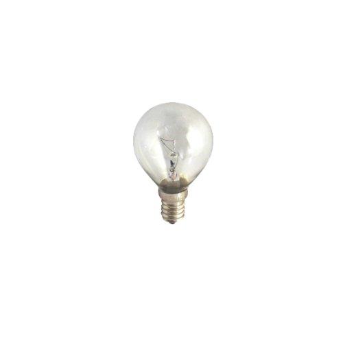 Bulk Hardware BH02396 Appliance Oven Lamp Bulb, 25 W Small Edison Screw