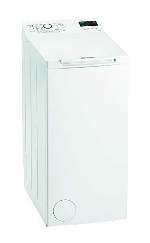 Bauknecht WMT EcoStar 732 Di Waschmaschine TL/A+++ / 174 kWh/Jahr / 1200 UpM / 7 kg/Startzeitvorwahl und Restzeitanzeige/FreshFinish - verhindert zuverlässig Knitterfalten/weiß -