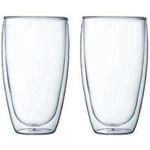 ZIMEI Novità di tazze di vetro isolante doppio creativo espresso tazze ispessito a forma di uovo in vetro borosilicato tazze 450ml , 6
