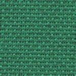 Xmas grün 14Count Aida Kreuzstich Stoff–Meterware