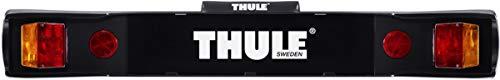 Thule 976 - Portatarga Supplementare con Luci 7 Po