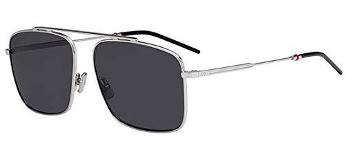 Christian Dior Sunglasses Homme 0220S Palladium Grey 010IR 58 14 145 NEW