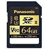 Panasonic SDXC-Speicherkarte für EVA1