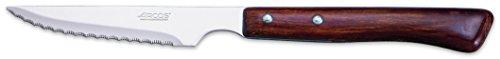 Arcos 371500 Couteau steak Acier Inoxydable/Bois Bois 22 x 2 x 1,2 cm