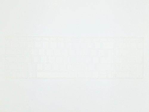 Convay Ultra Thin Keyboard Cover Silikon Skin für 39,6cm HP Pavilion 15(US Layout)