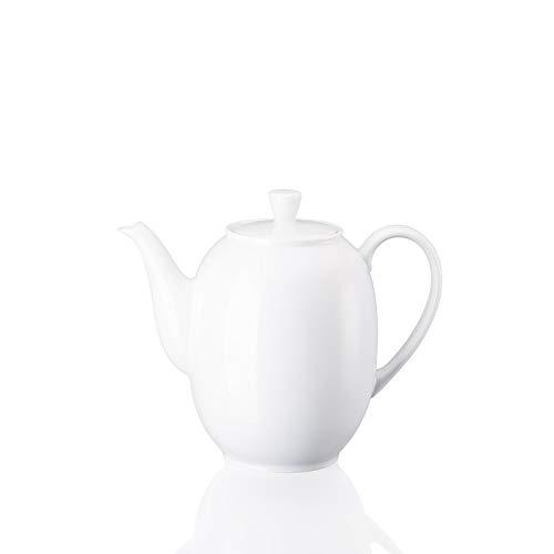 Arzberg Form 1382 Kaffeekanne / 6 Personen, Kaffee Kanne, Porzellankanne, White, Porzellan, 1.45 L,...