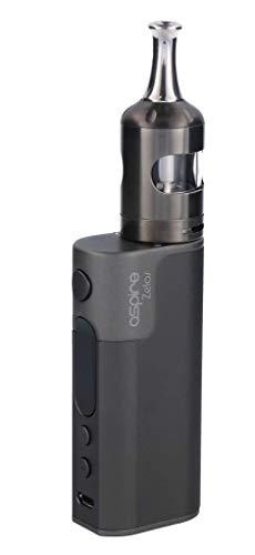 Aspire Zelos 2.0 mit Nautilus 2S Verdampfer - maximal 50 Watt - 2500mAh Akku - Farbe: grau (Aspire E-zigaretten Sets)