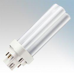 10 x Osram Dulux D / E 18 W, 4 Pin, 830-3000 K, warmes Weiß (Cfl Low-quecksilber)