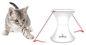 PetSafe, FroliCat Dart Duo, Interactive, Dual Laser, Cat Toy