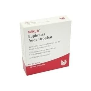 Euphrasia Augentropfen 5X0.5 ml