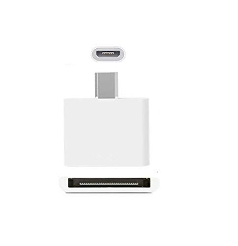 Youbo 30 Pines Hembra Micro USB Macho Adaptador Convertidor