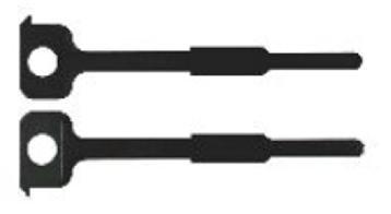 Watermark La Guernica 9728W9Schloss und Schlüssel Werkzeug für Kenwood Autoradios bis 2002–12Stück