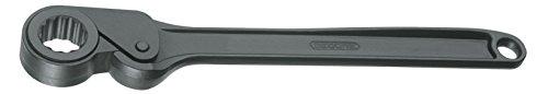 Gedore Clé à Friction avec douille 70 mm - 31 KR 35 - 70