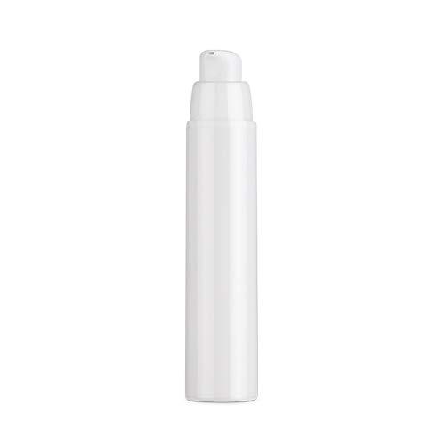 Qinlee Reisen Tragbare Fläschchen Nachfüllbare Emulsion Essenzen Gesichtsreiniger Duschgel Spender Perfekt für Home -50ml -