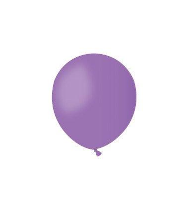 Juego de 100globos de látex color violeta para fiesta