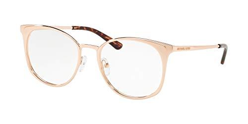 Ray-Ban Damen 0MK3022 Brillengestelle, (Rose Gold), 53