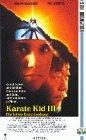 Bild von Karate Kid III - Die letzte Entscheidung [VHS]