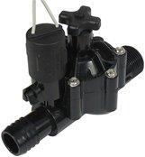 Weathermatic Sprinkler Ventil 2,5cm Stecker X Barb mit Flow Control (Barb Absperrventil)