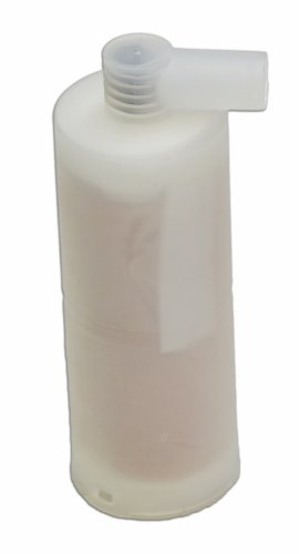 eine (1) quigg Anti - Kalk - Kartusche / - Patrone Ersatz-Antikalk-Kartusche für die QUIGG Dampfbügelstationen DBS 600 und DBS 800 als auch für die Dampfbügelstation von CONDEL