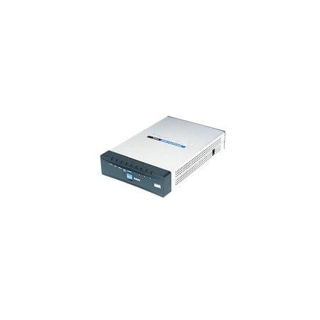 Cisco Systems Vpn (CISCO RV042-EU 10/100 VPN 4Port Router)