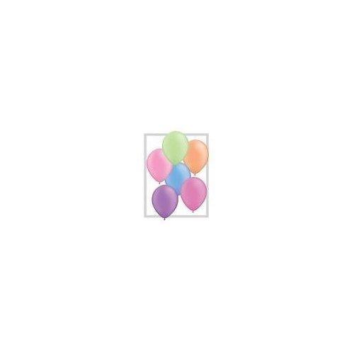 neon-balloons-qualatex-lot-de-25-ballons-en-latex-coloris-fluos-assortis