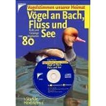 Vogelstimmen unserer Heimat - Vögel an Bach, Fluss und See. CD. Rufe und Gesänge von 80 Vogelarten