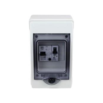 Mk shower consumer unit ip65 63a rcd amazon diy tools mk shower consumer unit ip65 63a rcd asfbconference2016 Images
