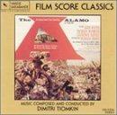 Songtexte von Dimitri Tiomkin - The Alamo