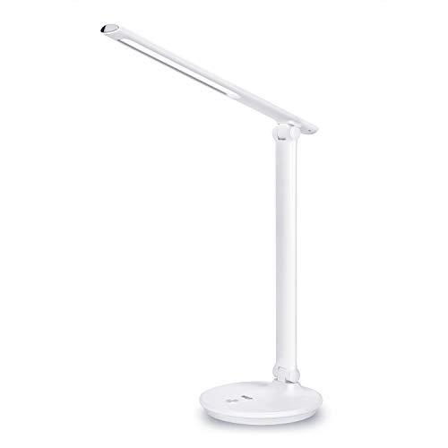 WILIT H6 LED Lámpara Escritorio Puerto Carga USB