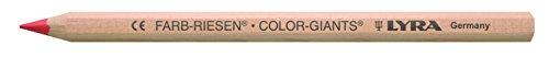 lyra-farb-riesen-12matite-colorate-con-astuccio-di-cartone-naturale-rosso-scarlatto