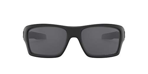 Oakley 0oo9263, occhiali da sole uomo, nero (matte black), 65