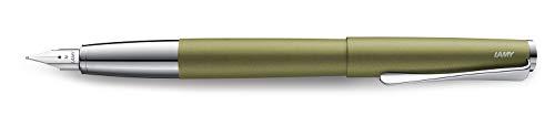 Lamy 1233301 Studio Füllhalter Olive Sondermodell 066 F