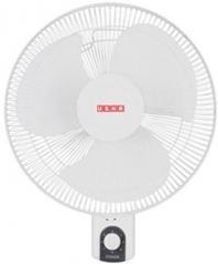 Usha Striker Hi-Speed 400 mm 3 Blades Wall Fan (White)