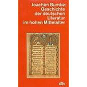Geschichte der deutschen Literatur im hohen Mittelalter
