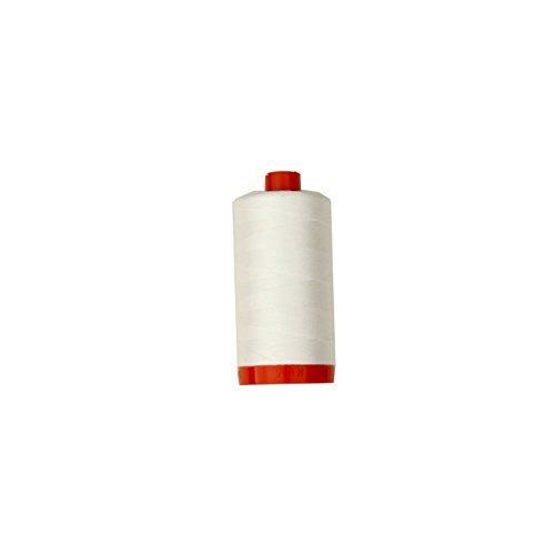 Aurifil Quilting Thread 50wt Natural White by Aurifil -