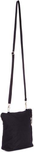 Bag Baggallini Black Zipper Messenger Borsa Nero Baggallini Black Zipper qStnSB