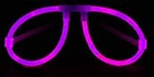 Mondial-Fete - Gafas Fluorescentes con Montura