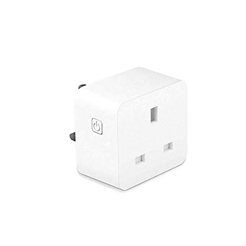 YWJ teckdose Alexa smart WLAN Home Amazon Plug Google WiFi steckdosen steckdosenleiste teckin Mini tp kompatibel Lampe Life stecker Input Schalter smarte app Timer geräte Telefon WLAN-Steckdose