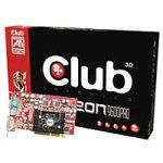 Club 3D ATI Radeon 9600 PRO 128 MB DDR DVI, TV-Out  Grafikkarte