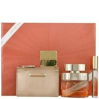 Michael Kors WONDERLUST Geschenkset 50ml Eau De Parfum, 10ml EDP & Gold Card Wallet