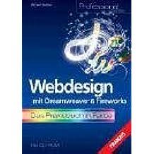 Webdesign mit Dreamweaver & Fireworks, m. CD-ROM