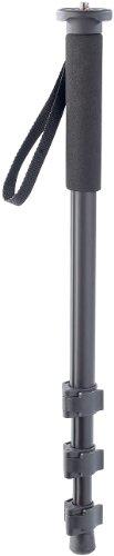 PEARL Digitalkamera Stativ: Alu-Monopod ausziehbares Teleskop-Einbeinstativ bis 1,55 Meter (Camera Stativ mit Teleskopstange)