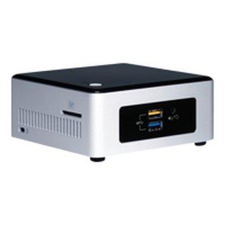 Preisvergleich Produktbild Intel Nuc Mini PC Intel 2, 16 GHz - 120GB SSD - 4GB - USB 3.0 Wifi Bluetooth - Win 10 Pro
