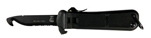 Eickhorn - Rettungsmesser RT-1 TAC Schwarz| Messer - Solingen - Germany - Qualität...
